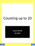 Counting up to 20, Shapes, and Numbers package