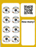 Counting w/Star Wars & QR Codes