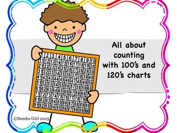 Counting to 100 and beyond!