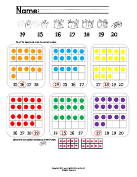 Counting with ASL 11-20