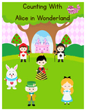 Counting with Alice in Wonderland