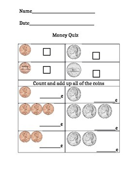 Counting with Coins