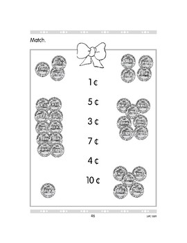 Counting with Coins to 10