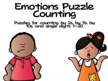 Counting with Emotion!