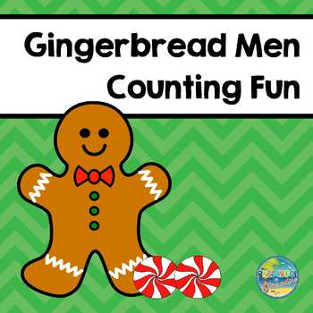 Counting with Gingerbread Men