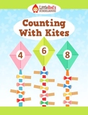 Counting with Kites Work Station Center