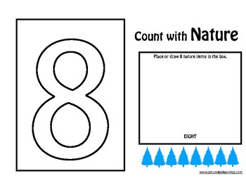 Counting with Nature 8