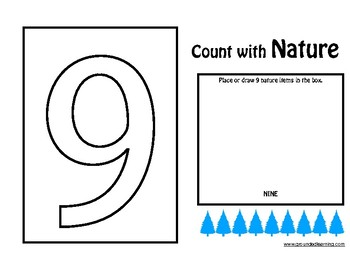 Counting with Nature 9
