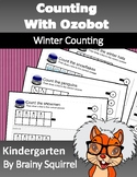 Counting with Ozobot - Winter Counting