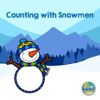 Counting with Snowmen (0-20)