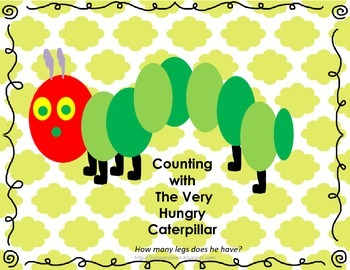 Counting with The Very Hungry Caterpillar