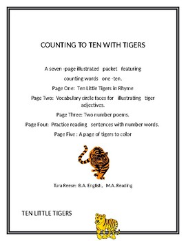 Counting with Tigers