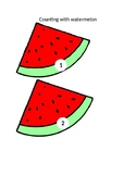 Counting with Watermelon