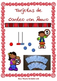 Counting with abacus / conteo con ábaco