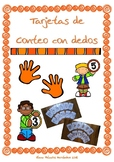 Counting with fingers / conteo con dedos