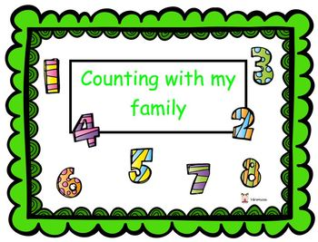 Counting with my family