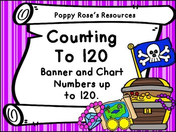 Counting with the Hundreds Chart - Larger Than Life Version