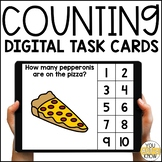 Counting within 10 Interactive PDFs - Distance Learning Activities - Special Ed