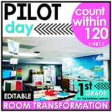 Counting within 120 | 1st Grade Pilots Classroom Transformation