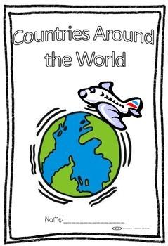 Countries Around the World - Canadian, Ontario Grade 2 Soc