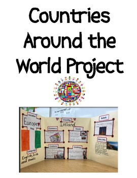 Countries Around the World Project