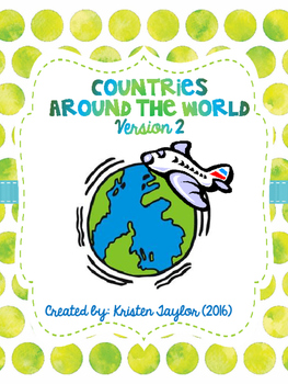 Countries Around the World 2 - Canadian/ American Social S