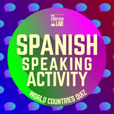 Spanish Countries, Nationalities, Languages – World Countries Quiz