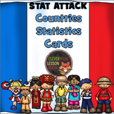 Countries Of The World - Card Game