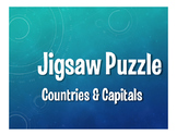 Spanish-Speaking Countries and Capitals Jigsaw Puzzle