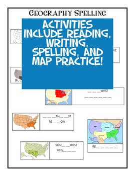 Countries for Level 1 ELL