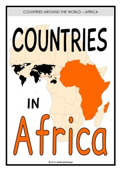 Countries in Africa