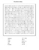Countries in Asia crossword and Word search