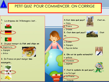 French countries in the world, la francophonie full lesson for beginners