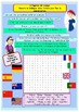 French countries in the world, la francophonie booklet for