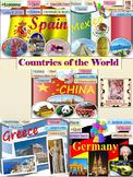 China - Spain - Mexico - Greece - Germany - BUNDLE - PowerPoint Presentation