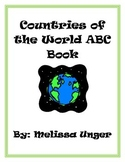 Countries of the World ABC Book