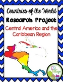 Countries of the World   Central America and the Caribbean {Research Project}