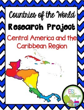 Countries of the World | Central America and the Caribbean