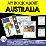 Countries of the World: My Book About AUSTRALIA * SPECIAL