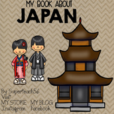 Countries of the World: My Book About JAPAN * SPECIAL EDUCATION*