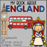 Countries of the World: My Book About ENGLAND * SPECIAL ED