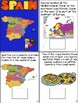 Countries of the World: My Book About SPAIN * SPECIAL EDUCATION*