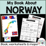 Countries of the World: My Book About NORWAY * SPECIAL EDUCATION*