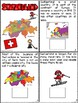 Countries of the World: My Book About SWITZERLAND * SPECIAL EDUCATION*