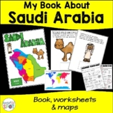Countries of the World: My Book About the Saudi Arabia * S