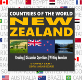 Countries of the World: New Zealand