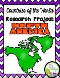 Freebie | Countries of the World | North America {Research