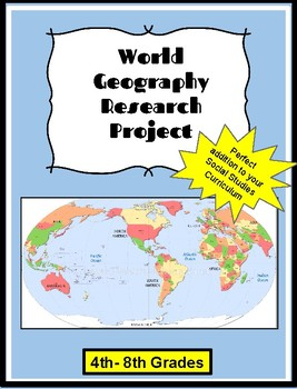 World Geography Research Project