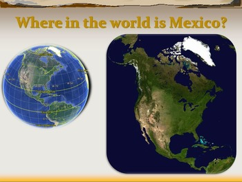 Countries of the World Series - North America - Mexico