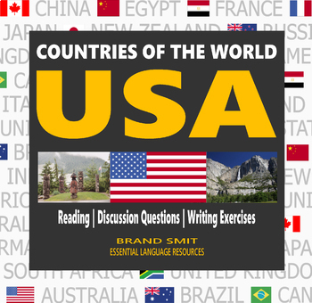 Countries of the World: United States of America